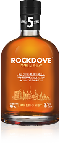 Premium Whisky Rockdove