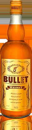Premium Whisky Bullet