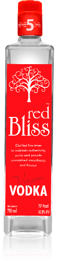 Red Bliss Vodka